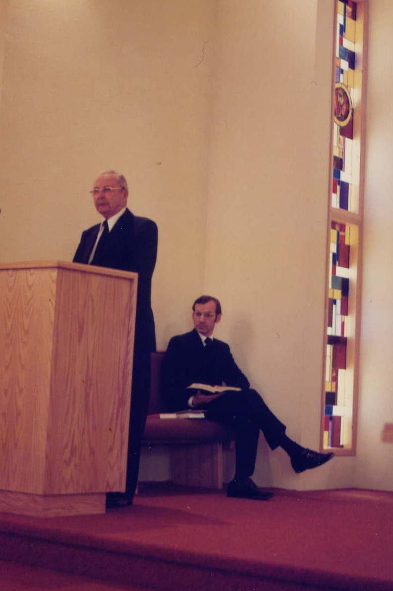 Church Dedication – Apostolic Lutheran Church of Seattle