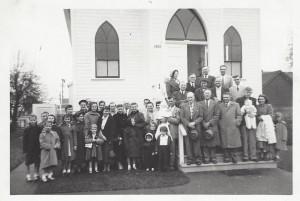 13-Ballard-Church-Congregation 1953