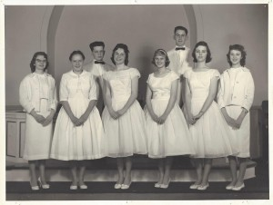 1959 Confirmation Class