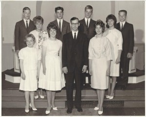 1962 Confirmation Class
