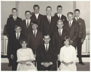 1964 Confirmation Class