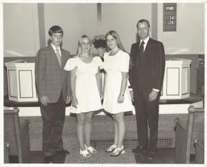 1973 Confirmaton Class