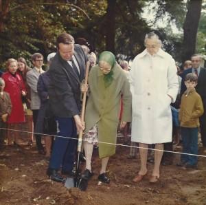 1973 Groundbreaking I