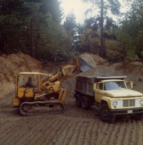 1974 ALC 06 Const Dump Truck