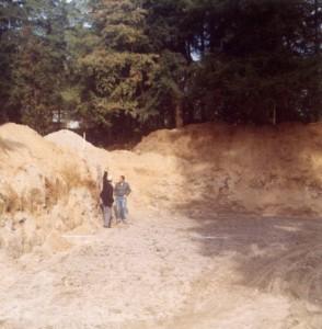 1974 ALC 07 Const Excavation