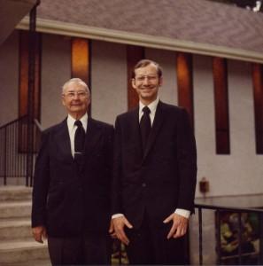 1974 Dedication Pastors