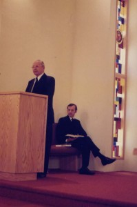 1974 Dedication Sermon
