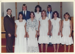 1977 Confirmation Class