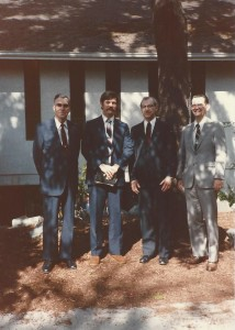 1985 George Ron Alvin Ivan
