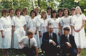 1986 Confirmation Class