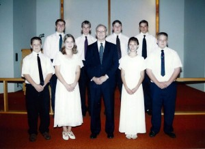 1997 Confirmation Class