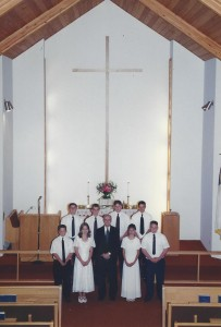 1997 Confirmation Class II