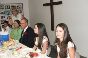 2006 Confirmation Class IV