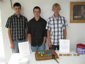 2011 Confirmation Class I