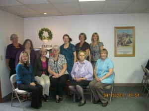 2011 Past Present Organists