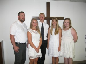 2013 Confirmation Class I