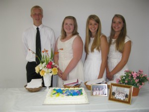 2013 Confirmation Class II