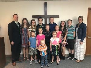 2017 Sunday School II
